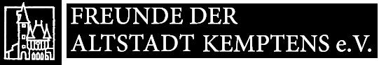 Freunde der Altstadt Kemptens e.V.