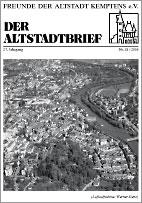 Altstadtbrief 33 / 2006