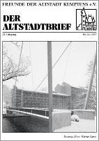 Altstadtbrief 34 / 2007