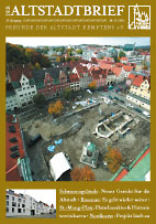 Altstadtbrief 35 / 2008