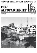 Altstadtbrief 29 / 2002
